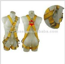 safety helmet harness