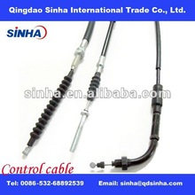 Good performance motorcycle control cable