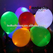 Christmas LED Light Flashing Blinking Balloons