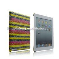 custom design hard case for ipad3
