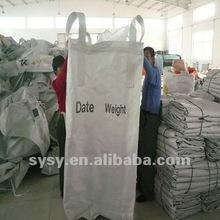 Stand-up PP jumbo/baffle/ton/FIBC bag,exporting to Australia,for maize