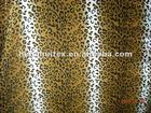 cheap 100% polyester FDY animal skin printed polar Fleece fabric