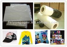 roll size inkjet heat transfer paper 24'' 36'' 44'' 63'' 64''