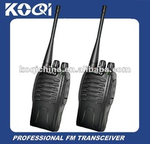 <16 Storage channels + High power + CTCSS/DCS >Porfessional radio KQ-100 security guard equipment
