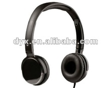 2012 specially honochromous headphone