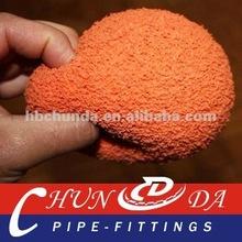 DN100(4'') Concrete Pump cleaning soft ball