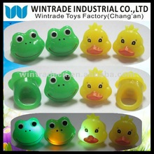 Duck & Frog Ring Easter Holiday