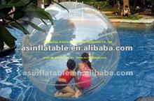 2012 super hot walking water inflatable zorbing ball price