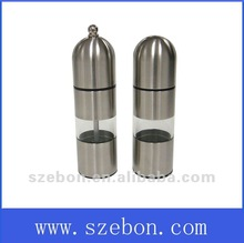 new design salt shaker and pepper mill