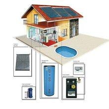 Household,Engineering split pressured Copper tube solar energy systems Solar water heater Pool heating(zhejiang haining)