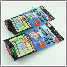 2012 Hot Sale Eco-friendly Aluminium Foil Zipper Pouches