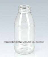 250ML new glass milk bottles wholesale