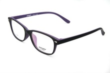 eyesjoy ej1048 black inside purple TR90 Eyeglasses eyeglasses cheap 2012 latest optical eyeglass frames eye glasses