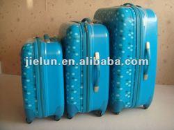 cute girl luggage