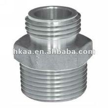 ISO Steel Fire Nipple, Barrel Connector,stainless steel nipple