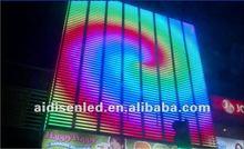 CE RoHS multicolor digital led digital tube video light effect dmx512