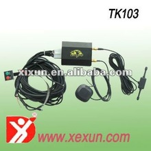 2012 remote control and immobilizer car gps tracker