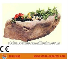 Ornamental Stone Flowerpot (High Quality + Good Price)