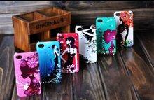 New style luxury diamond case for iphones 4/4s