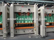 250 T mecánico prensas de capacidad de 250 H marco de dos puntos de prensa de energía, 250 Ton H - marco de doble manivela de prensa de energía de venta