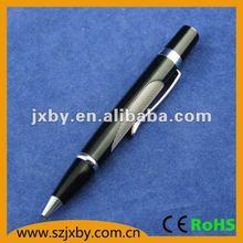 mini etching design metal ball pen