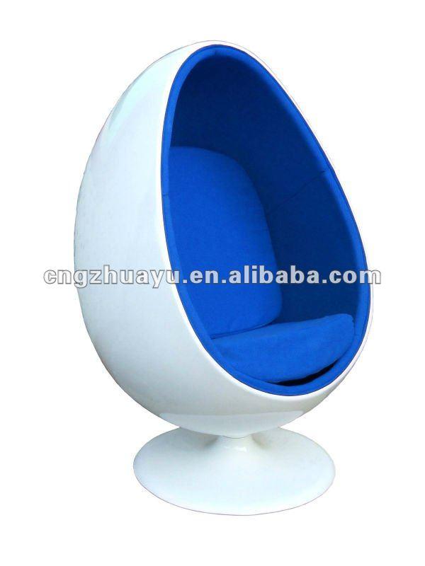 Egg pod chair dimensions