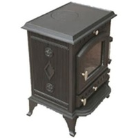 Cast iron Stoves True fire Fireplace
