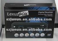 Hot selling for Brazil DVB-C Lexuzbox F90 HD PVR Decoder