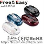 flat 3d usb computer mouse