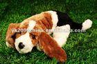 Cute plush dog new design for 2012