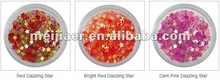 nail art christmas decorations, nail art dazzling star, personal care products