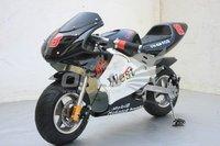 Best Christmas gift 350W electric mini moto pocket bike