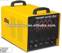 GIANT AC/DC TIG/MMA inverter welding machine