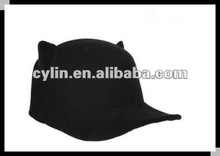2012 winter fashion wool cat ears hat popular feel