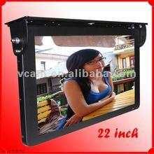 "15""~26"" bus flat panel monitor"