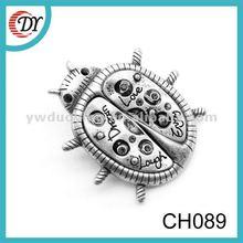 Fashion Zinc Alloy Enamel Charm CH089