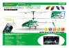 3.5ch mini iphone control rc helicopter with gyro,USB,light