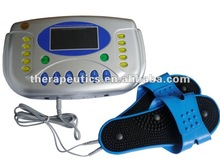 Multi-functional digital accupuncture therapy with electrotherapy/heating/laser/ultrasound functions