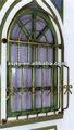 El diseño de la ventana de hierro parrillas/ventanas de la puerta/barandilla