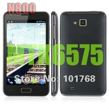 "2012 New arrival N800 3G Android4.0 Smartphone: 4.3"" Screen, GPS, WIFI, MTK6575, 6575, 5.0MP, + 4GB card as free gifts"