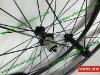 super light 23mm width cn spoke carbon fiber bike wheels 700c tubular 88mm with weave 3k12k ud