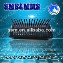 Quad band 16 channel USB gsm modem gsm module/2g gprs usb modem edge usb