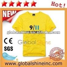 high quality men formal solid color short sleeve shirt