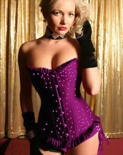 Hot Sale Diamond Plus Size Corset