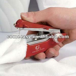 Nuovo caldo portatile tascabile mini macchina da cucire for Macchina da cucire mini portatile
