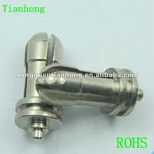 2012 hot sale precision turning parts which made of stainless steel is used in household appliances