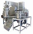 homogenizador do vácuo emulsificante creme cosmético máquina de mistura