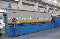 hydraulic beam manufacturing process, bending and shearing machine, cutting blade bar cutting machine