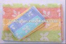 printed bamboo fabric bath towels manufacturer