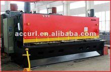 hydraulic, aluminium sheet edging